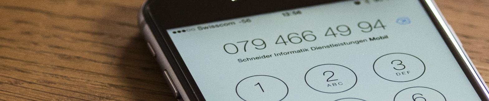 Schneider Informatik Dienstleistungen